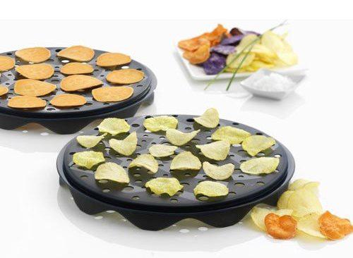 Essai top chips de mastrad les chips au micro ondes for Chips de betterave micro onde