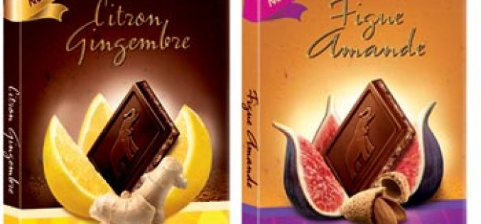 Nouveautés chocolat Côte d'Or