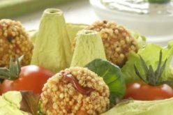 Recette : boulettes de quinoa à la provençales