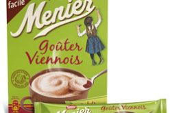 Chocolat Menier, pour se faire un lait chocolaté