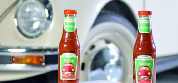 Mettez du ketchup dans votre moteur
