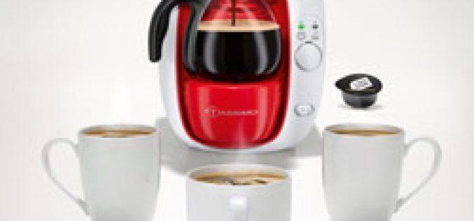 Tassimo Trio, quand le café se met en trois