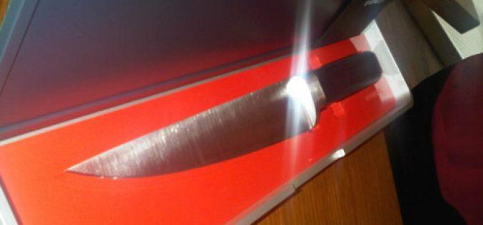 Couteau Evercut : coupe toujours? A l'aise!