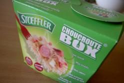 Choucroute Box, par Stoeffler