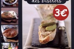 Livre (pas cher) : «La cuisine des bistrots»