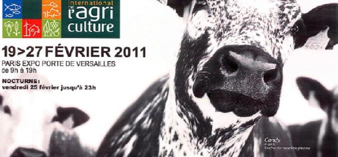 «Ode à la vache» : encore des places pour le  Salon de l'Agriculture 2011