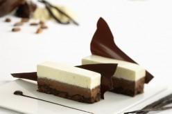 Recette : Black & White au chocolat Manjari et vanille Bourbon