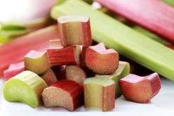Produit de saison : Mangez de la rhubarbe