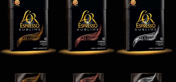 L'Or Espresso : «sublime» !