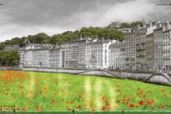 Lyon à l'heure de Nature Capitale