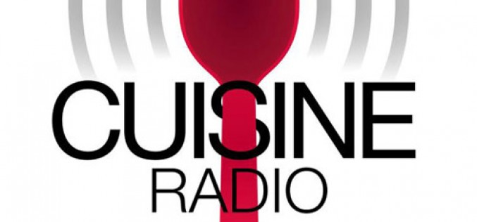 Cuisine Radio, la nouvelle web radio culinaire