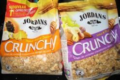 Test : céréales Jordans « Crunchy »