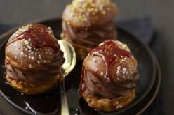 Recette : profiteroles chocolat au floc (ou «chocofloc»)
