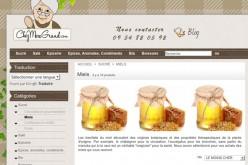 Boutique de produits artisanaux : « chezmeregrand » (et son code promo!)