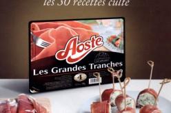 Livre : les 30 recettes culte «jambon cru Aoste»