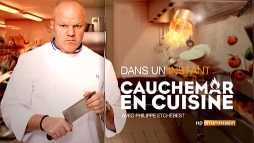 Cauchemar en cuisine 20 05 on d brief etchebest actualit s culinaires - Recette cauchemar en cuisine ...