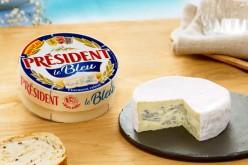 Nouveauté : le fromage Président le Bleu
