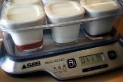 Essai de la yaourtière «Multi Délices» 6 pots Seb