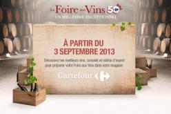 Foire aux vins Carrefour : des lots à gagner en constituant votre cave idéale