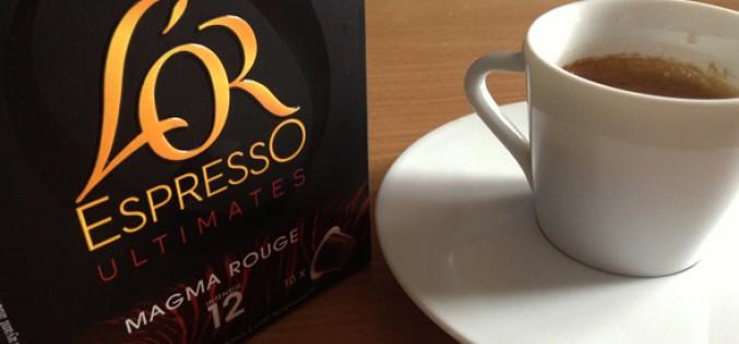 L'Or Espresso : Magma