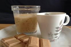 Recette vidéo : pots de crème au café