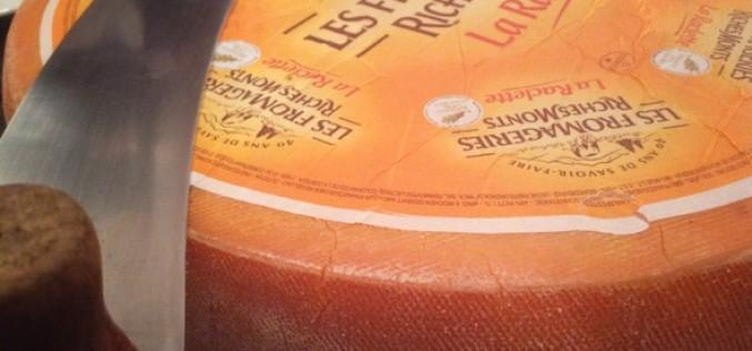 Raclette RichesMonts, les nouvelles saveurs 2013 (+vidéo)