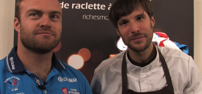 RichesMonts, rencontre avec David Poisson et Grégory Cuilleron