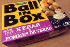 Fleury Michon lance « Ball in Box »