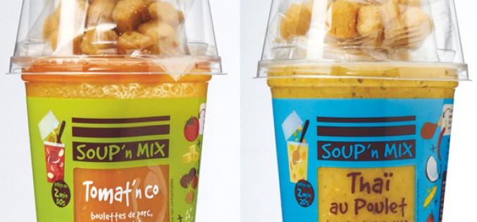 Soup'n Mix : la soupe originale