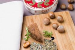 Recette du camembert pané aux noisettes par Yoni Saada (+interview vidéo)