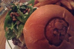 L'Atelier St Georges : le burger façon resto