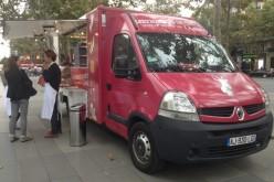 Food-Truck événementiel : fromage de chèvre à l'honneur