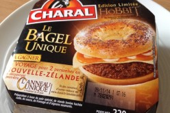 Charal : le bagel « unique »