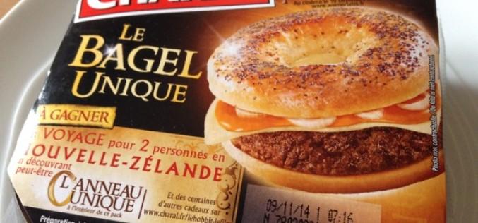 Charal : le bagel «unique»
