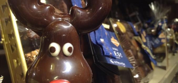 Chocolats de Noël «deNeuville»