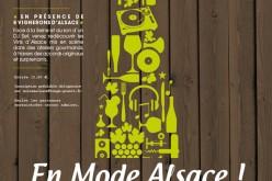 Agenda : soirée découverte des vins d'Alsace
