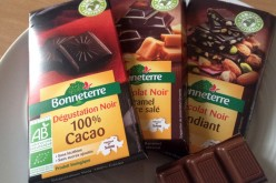 4 nouveaux chocolats Bonneterre