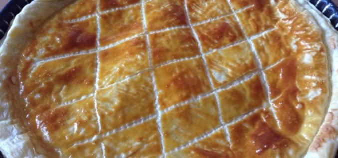 Test : préparation Vahiné pour galette des rois