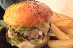 Test burger : le pain du Chai (Paris 12)
