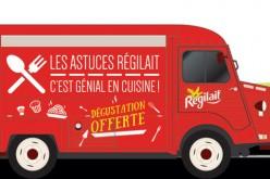 Agenda : tournée du food-truck astucieux Régilait
