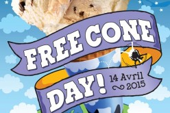 Il est l'heure du «Free cone day» 2015