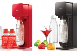 La machine Sodastream à l'essai