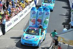 Tour de France 2015 : caravane et événements cuisine