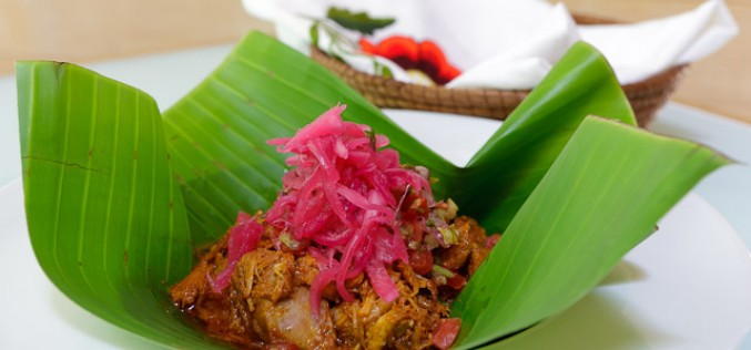 ¡Qué Gusto! : la cuisine mexicaine fait son show