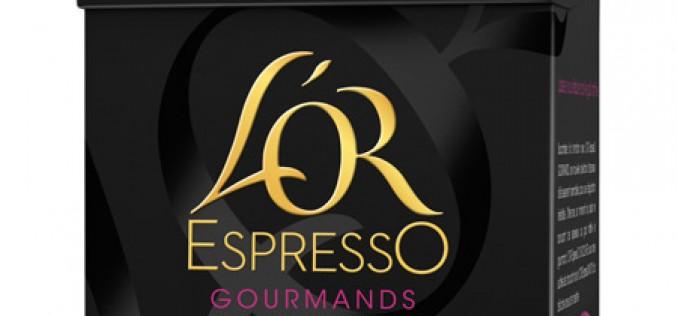 L'Or Espresso se met au chocolat et à la noisette