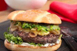 Red Dragon Burger : la recette