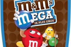 M&M's Méga : rouge et jaune s'offre une édition limitée