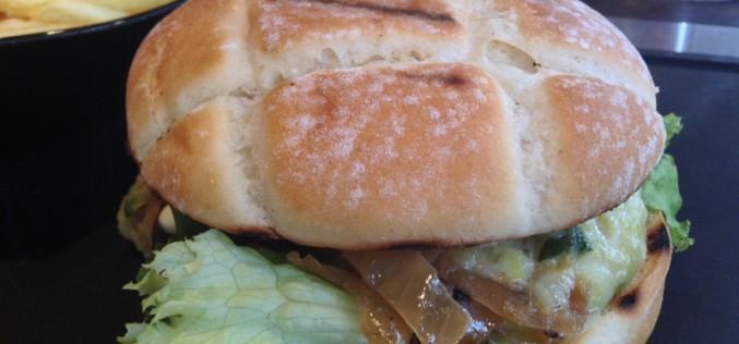 Red Dragon burger : doux comme un agneau