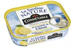 Nouvelles sardines Connetable : multifacette