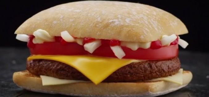 McDonald's, le 280 s'offre une communication originale